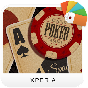 XPERIA™ Poker Theme