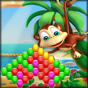 Monk Hexa Puzzle for Android