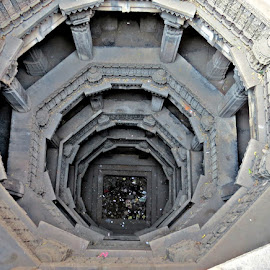 Step well  by Vadgama Suresh - Buildings & Architecture Architectural Detail