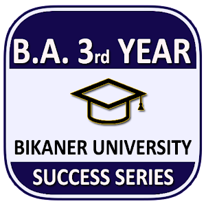 BA 3rd Year Bikaner University for PC-Windows 7,8,10 and Mac