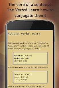 App Easy Spanish Course APK for Kindle
