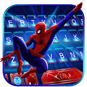 Spider-Man: Spiderverse Keyboard Theme For PC / Windows 7/8/10 / Mac – Free Download