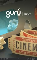 Screenshot of Guru Cines