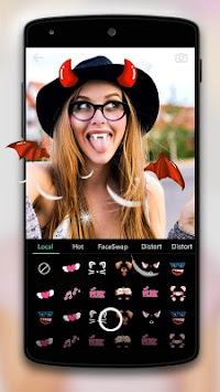 Face Camera-Snappy Photo APK screenshot thumbnail 5