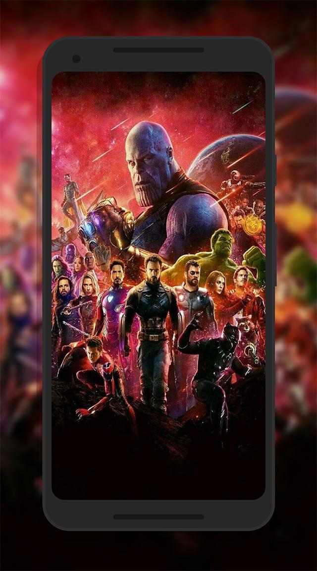 Superhero wallpapers and photos - Superhero photos Screenshot 10