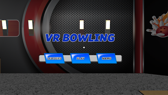 Bowling VR screenshot for Android