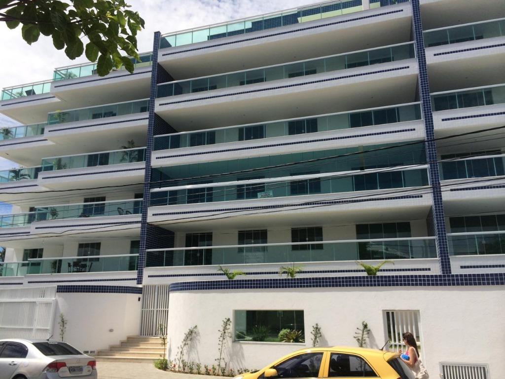 Apartamento com 3 dormitórios à venda, 130 m² por R$ 700.000 - Recreio - Rio das Ostras/RJ