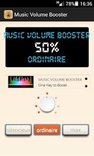 Music Volume Booster - screenshot