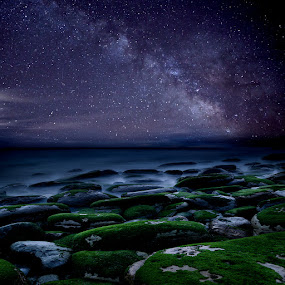 The immensity of time by Jorge Maia - Landscapes Starscapes ( starscape )