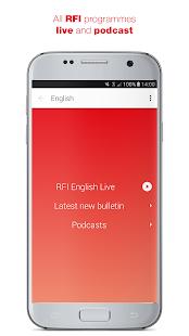 RFI Pure radio - Live streaming and podcast