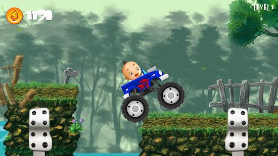 Game Upin Car Ipin Motorbike APK for Kindle