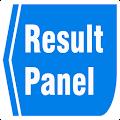 Result Panel