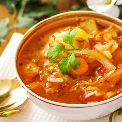 Healthy & Delicious Fat-Burning Soup!