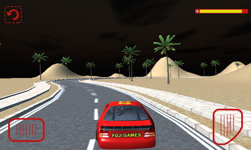Fast Car Race 3D - screenshot