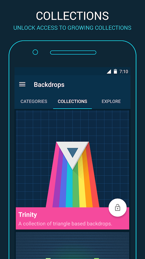 Backdrops - Wallpapers Screenshot 6