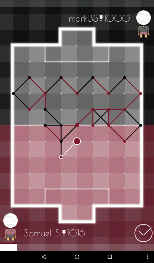 Paper Soccer X - Multiplayer Screenshot 3