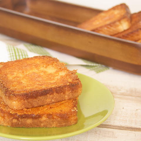 Toasted Cheese Bread {Sizzler Copycat}