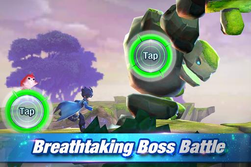 Wind Saga - screenshot