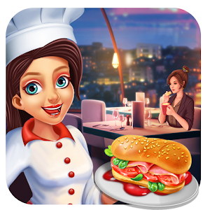 Restaurant Mania For PC (Windows & MAC)