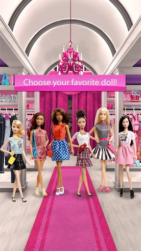 Barbie Fashionistas - screenshot