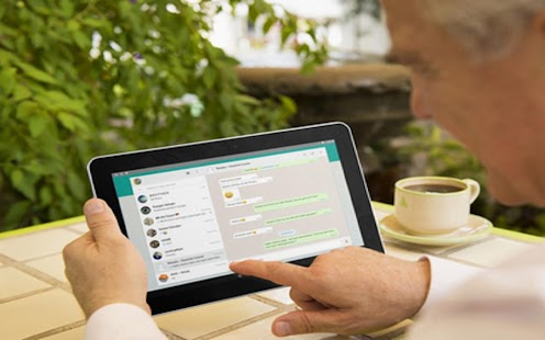 Free WhatsWeb Tablet for WhatsApp APK for Windows 8