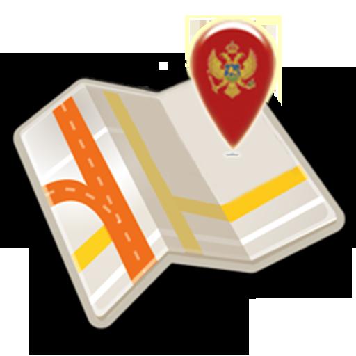 Android aplikacija Map of Montenegro offline na Android Srbija