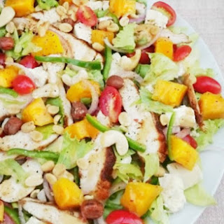 Chicken Mango Salad Dressing Recipes