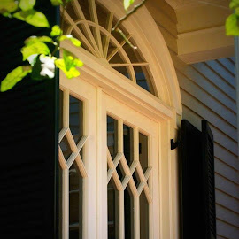 Window by Brenda Shoemake - Buildings & Architecture Architectural Detail