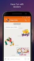 Screenshot of Nimbuzz Messenger / Free Calls