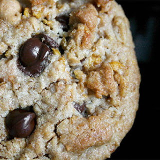 Peanut Butter Compost Cookies for #CookieOfTheMonth
