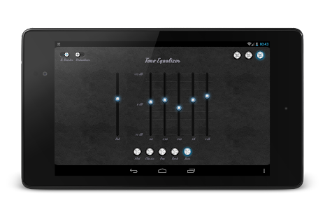 Tono Equalizer Ad-Free- screenshot thumbnail