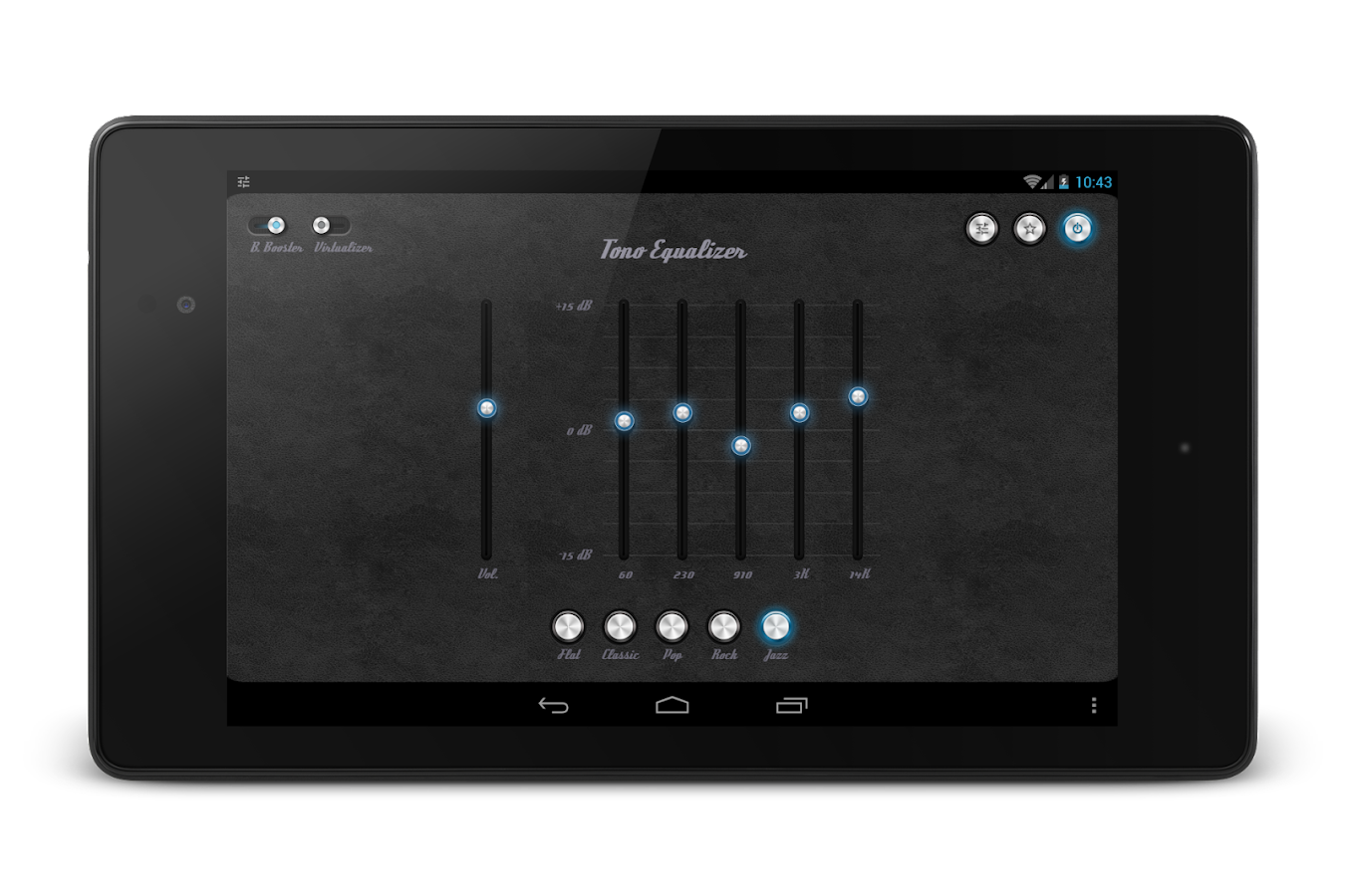 Tono Equalizer Ad-Free Screenshot 5
