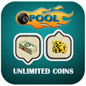App ✓8 Ball Pool Unlimited Cash&&Coins! APK for Kindle
