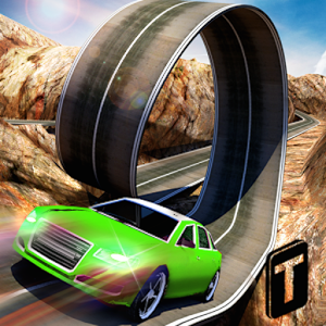 City Car Stunts 3D For PC