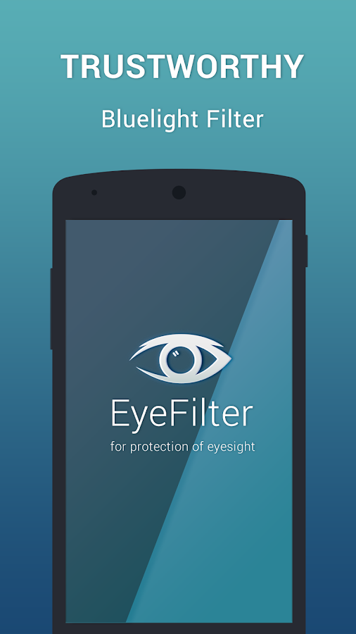 EyeFilter - Bluelight  Screenshot 0
