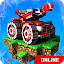 Blocky Cars Online fun shooter APK for Blackberry