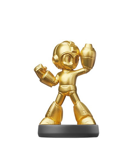 Mega Man - Gold Edition - Super Smash Bros. series