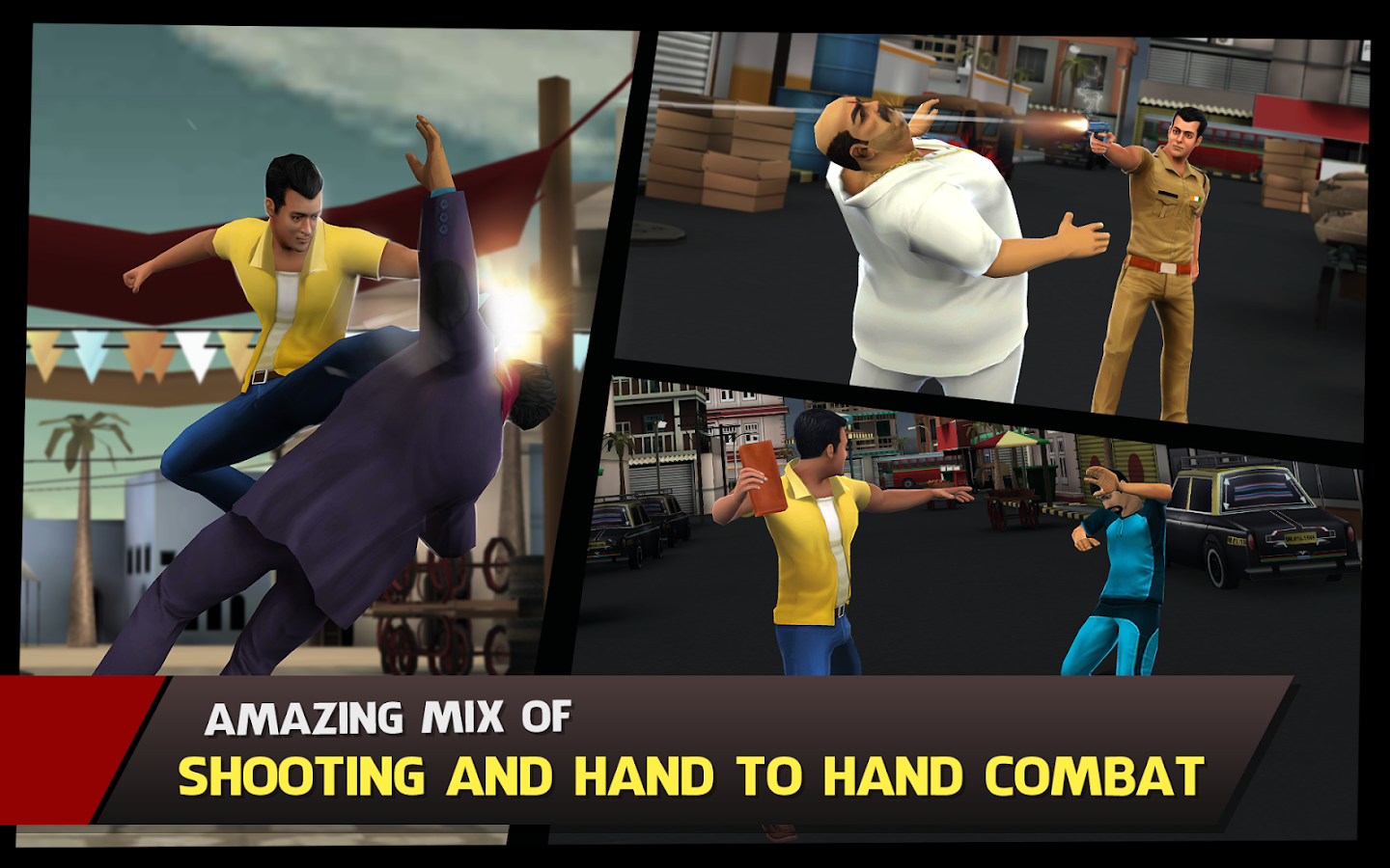 Being SalMan:The Official Game Screenshot 8