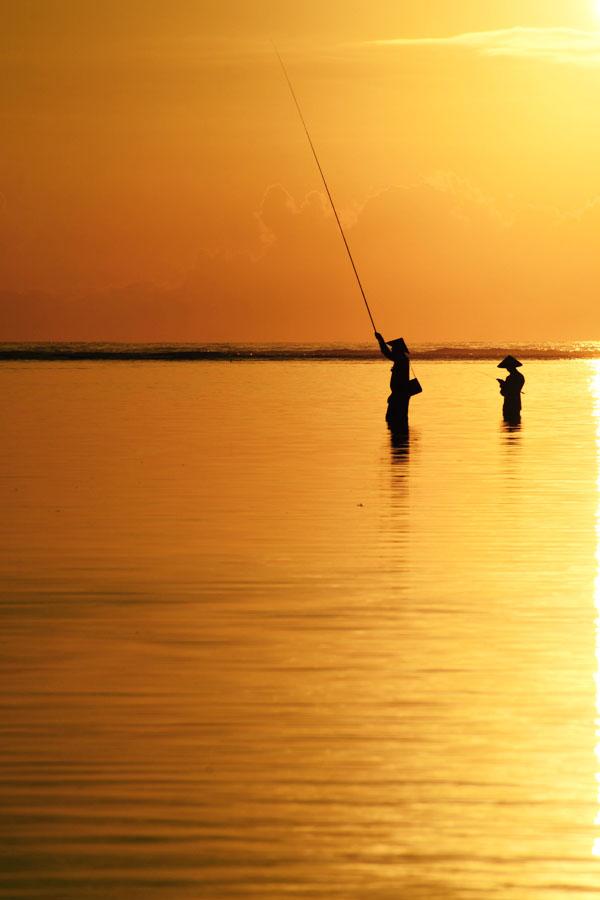 Tandem #2 by Gunk Satria - Landscapes Sunsets & Sunrises ( sunrise )