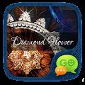 FREEGOSMS DIAMOND FLOWER THEME
