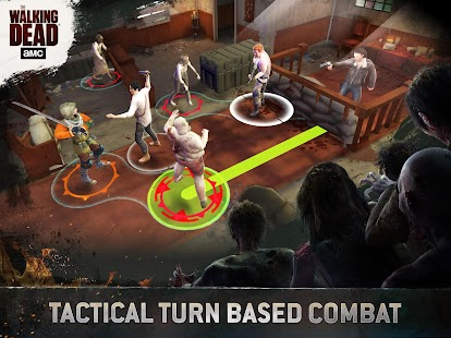 Game The Walking Dead No Man's Land apk for kindle fire