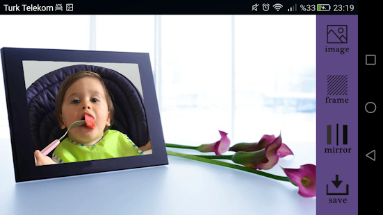 Nice Photo Frame - screenshot