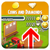 Diamonds & Coins For Hay Day