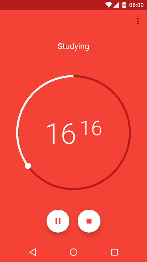 ClearFocus: Productivity Timer Screenshot 1