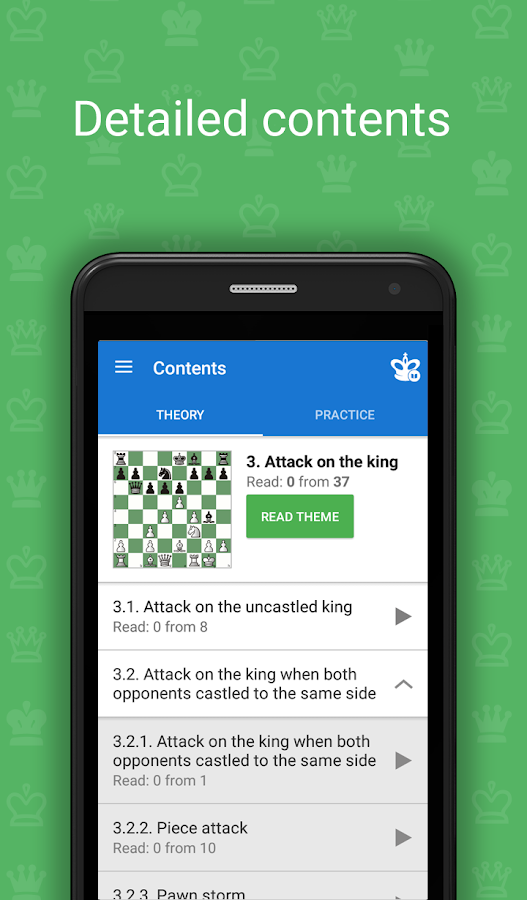 Chess Strategy (1800-2400) Screenshot 4