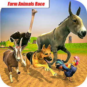 Farm Animal Racing 3D For PC / Windows 7/8/10 / Mac – Free Download