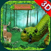 APK Game angry anaconda for BB, BlackBerry