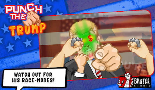 Punch The Trump- screenshot thumbnail