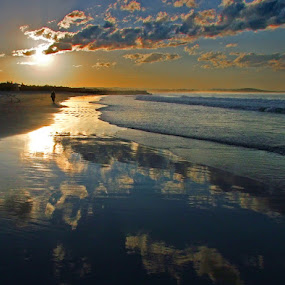 by Bruce Porter - Landscapes Beaches
