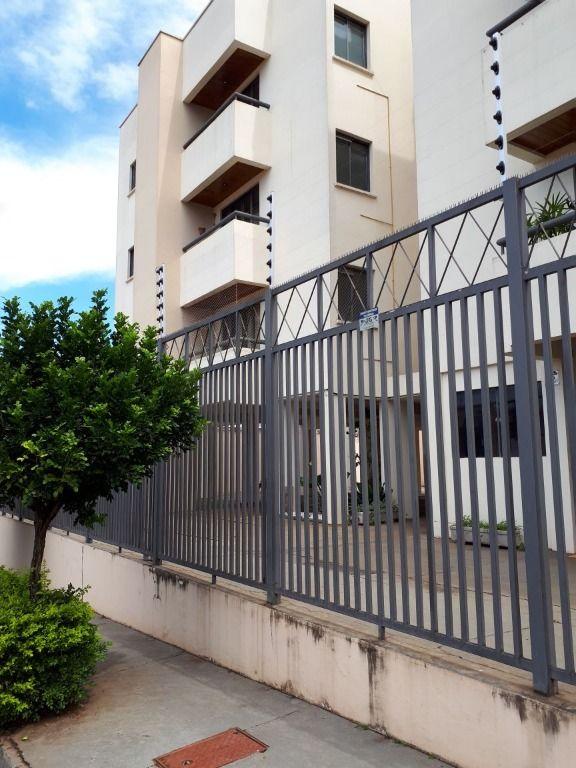 Apartamento com 2 dormitórios à venda, 60 m² por R$ 170.000,00 - Jardim Califórnia - Araraquara/SP